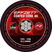 Pavadėlis  EFFZETT® COATED CORE49