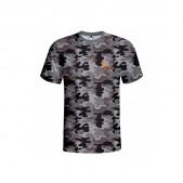 Marškinėliai Savage Gear  Simply Savage Camo T-shirt