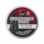 Pintas valas DAM CrossPower 8-Braid