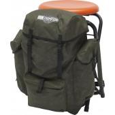 Kėdė-kuprinė Ron Thompson Heavy Duty V2 360 Backpack Chair