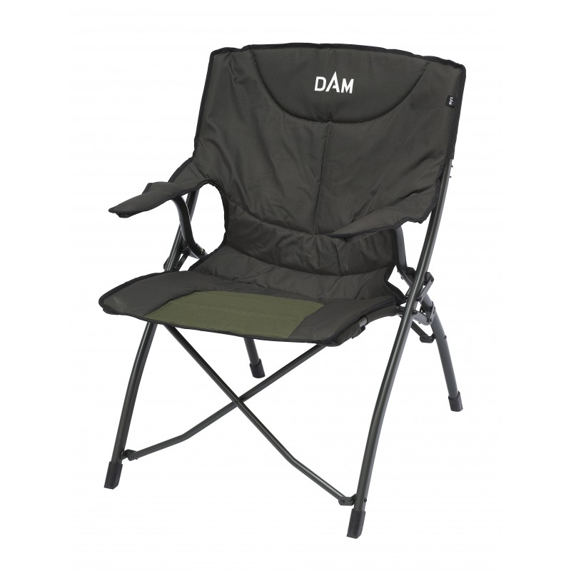 Kėdė DAM FOLDABLE CHAIR DLX STEEL