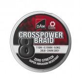 Pintas valas D.A.M. CrossPower 8-Braid