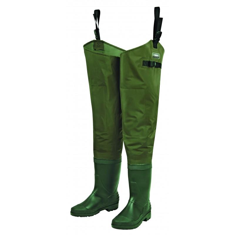 Guminiai batai DAM Hydroforce Nylon Taslan Hip Waders
