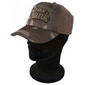 Cepure ar snīpi Fox Chunk Camo Solid Back Baseball Cap
