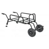 Aprīkojuma Ratiņi Carp Zoom Double Wheel Trolley