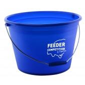 Feeder Competition Bait Bucket 25 L Spaini