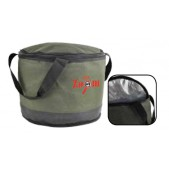 Carp Zoom Spaini Collapsible Bait Bucket, insulated