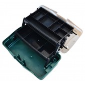 Dėžė Carp Zoom Tackle Box 2/3 tray