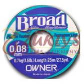 Owner Broad nylon monofilament