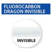 Pavadiņas Dragon Invisible Fluorkarbona