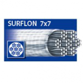 Pavadiņas Dragon Surflon 7x7