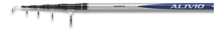 Makšķeres Shimano Alivio AX Telesurf