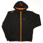 Bluzons Fox Heavy Lined Black Orange