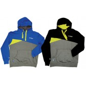 Bluzons Fox Matrix Blue/Grey Hoody