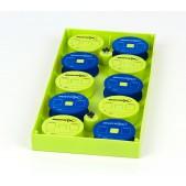 Aksesuaras platformoms Matrix shallow drawer EVA disc insert tray