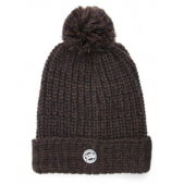 FOX kepurė Chunk Camo Heavy Knit Bobble Hat