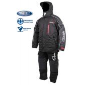 Žieminis kostiumas Gamakatsu Hyper Thermal Black Kostiumas žieminis Gamakatsu Hyper Thermal Black