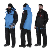 Kostiumas Žieminis Alaskan NewPolar blue/black