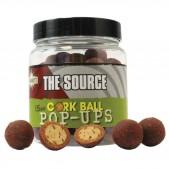 Dynamite Baits Pop-Ups Foodbait Cork Ball boilas